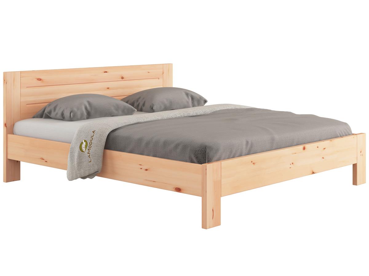 zirbenbett dana ein zirbenholzbett von lamodula metallfrei. Black Bedroom Furniture Sets. Home Design Ideas