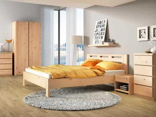 Schaubild Schlafzimmer