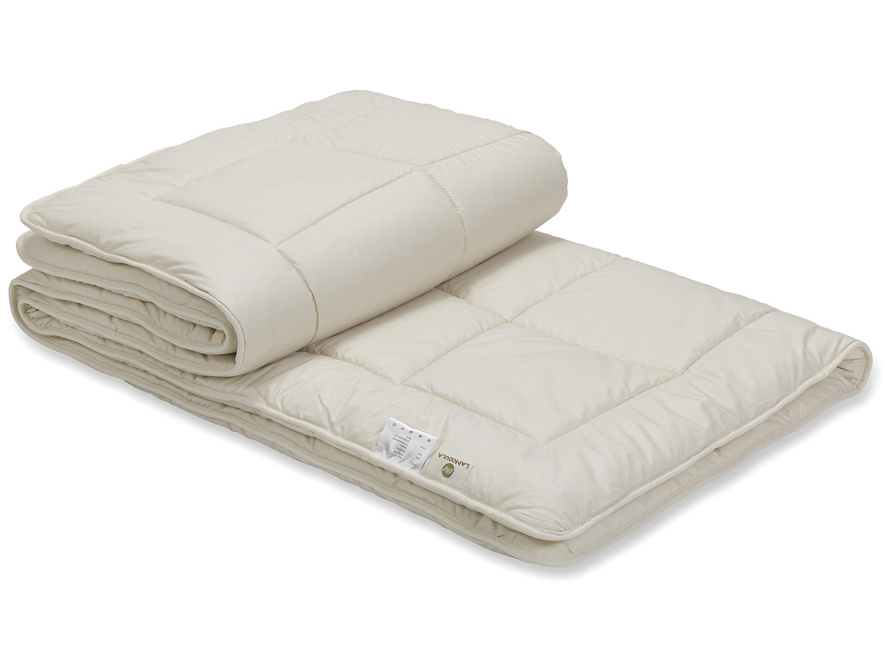Unsere Duo-Decke ist besonders wärmend und kuschelig.