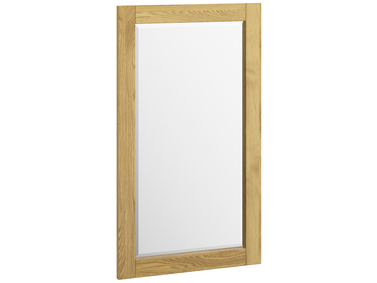 """Eichenwandspiegel """"Sabrina"""" 70 x 120 cm"""