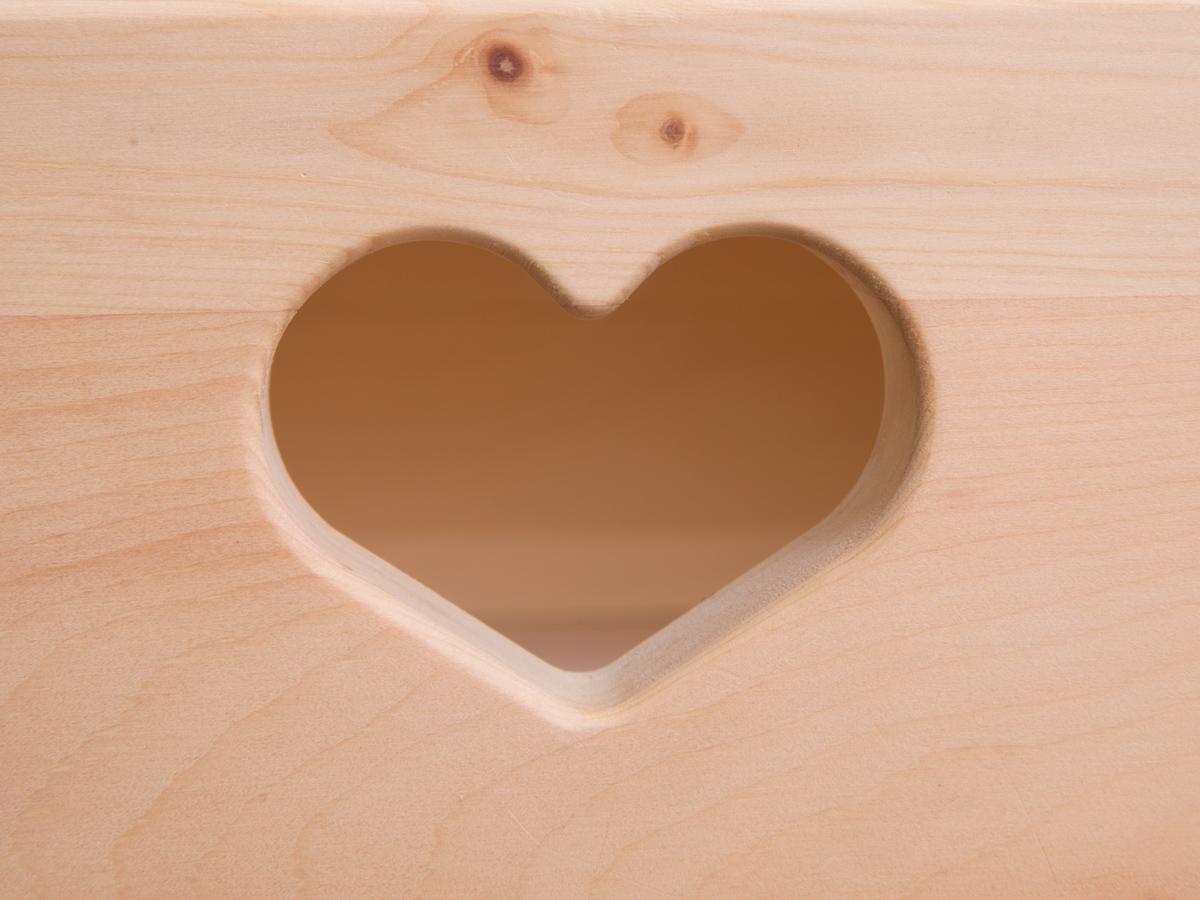Herz-Fräsung