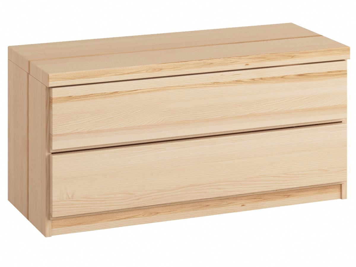 """Sideboard """"Patrizia"""" Esche massiv"""
