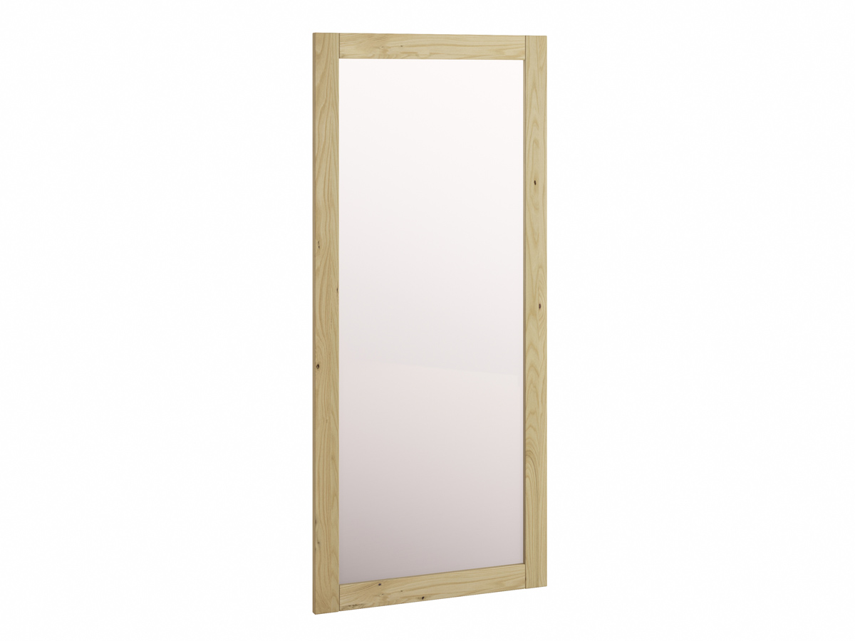 "Kastanienwandspiegel ""Sabrina"" 80 x 180 cm"