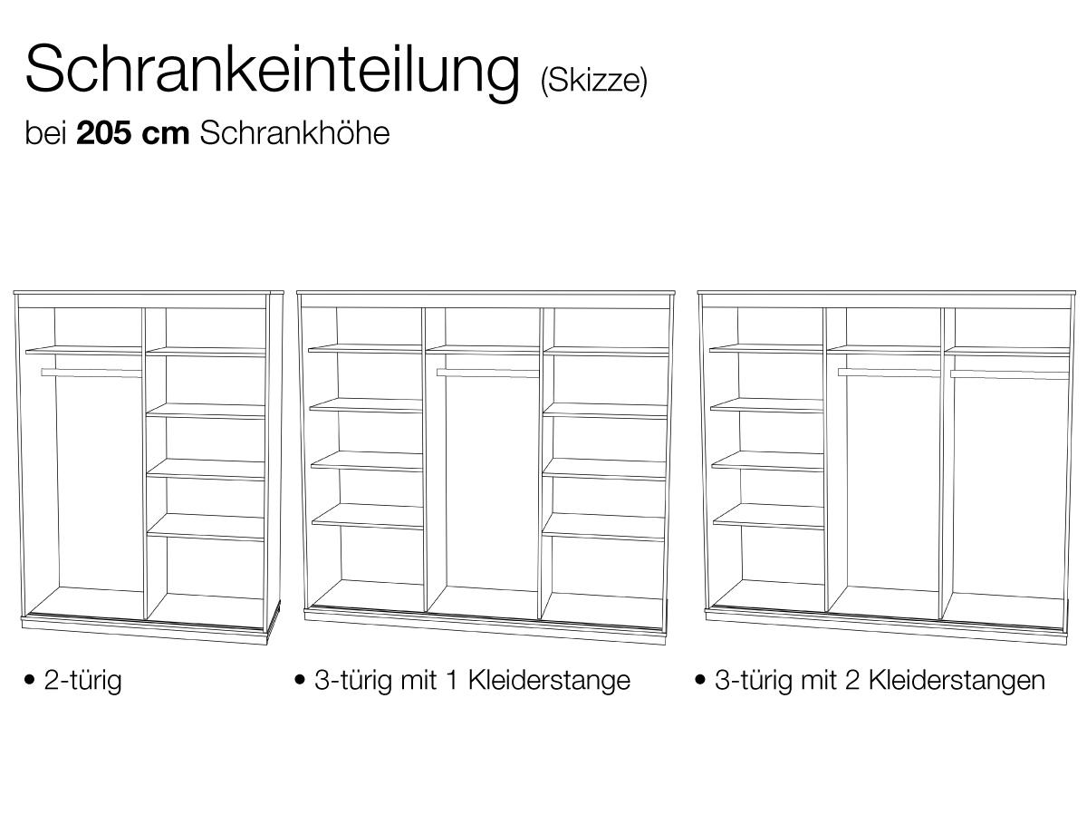kleiderschrank aus zirbenholz mit schiebet ren. Black Bedroom Furniture Sets. Home Design Ideas