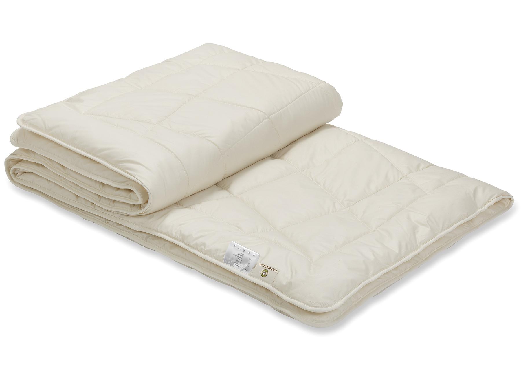 Füllung aus 100 % TENCEL™ Faser, Bezug aus Bio-Baumwolle (kbA), Stoff: Feinbatist höchster Qualität