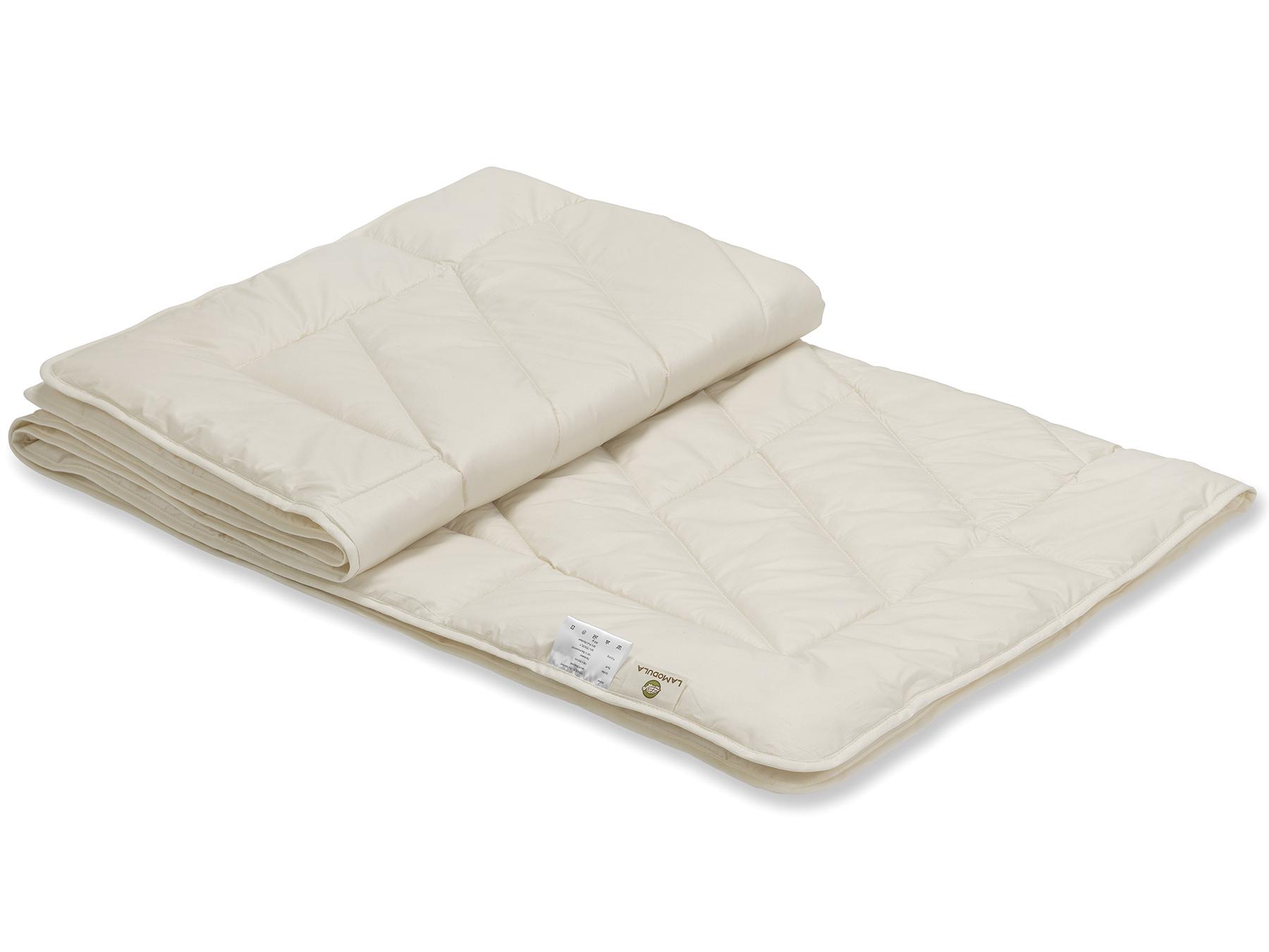 Das Beste aus Natur und Technik vereint: Das ist unsere TENCEL™ Faser/Mais-Decke.