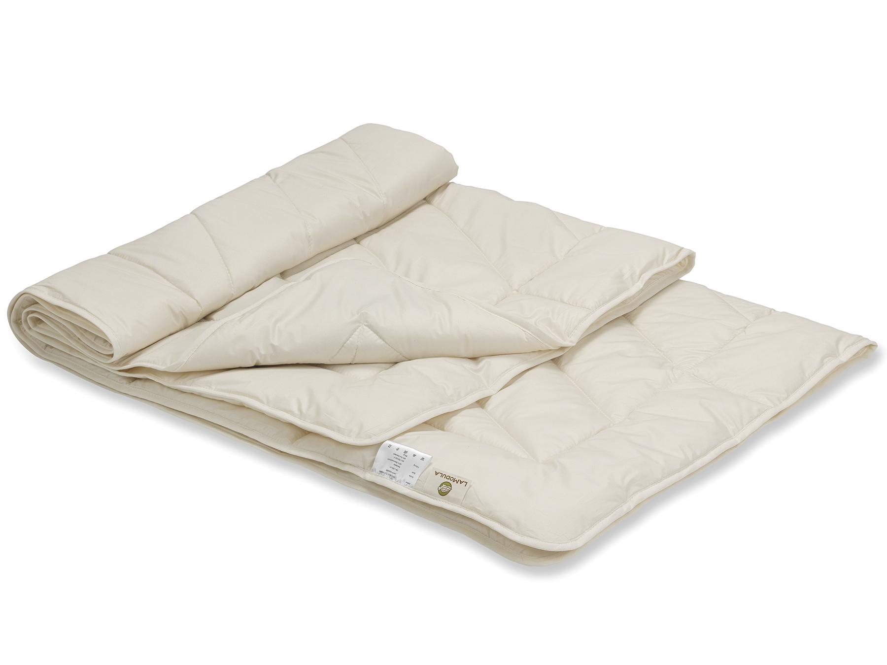 Füllung: TENCEL™ Faser und Mais-Vlies, Bezug aus Feinbatist (Baumwolle aus kbA)
