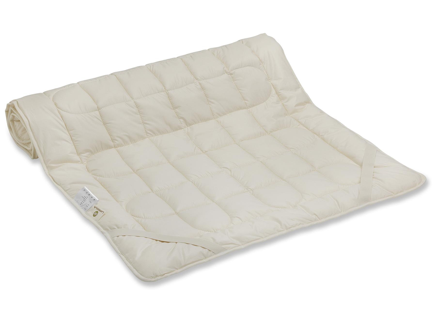 TENCEL™ Faser hat kühlende Eigenschaften und sorgt für angenehme Nächte.