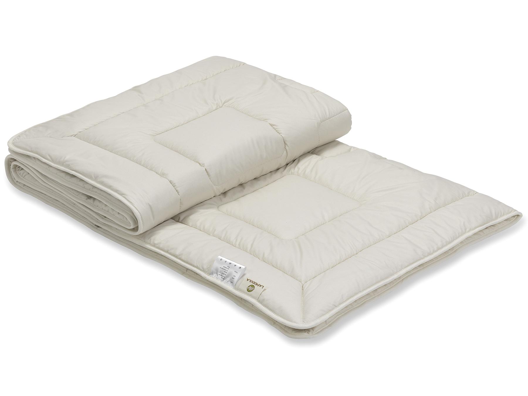Die Medium-Decke eignet sich hervorragend für die Übergangszeit.