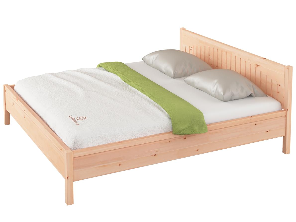 zirbenholzbett michaela von lamodula. Black Bedroom Furniture Sets. Home Design Ideas