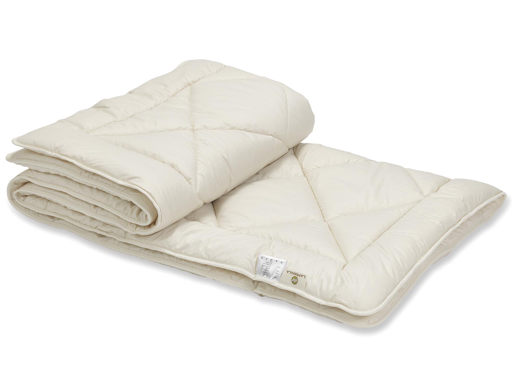 Die Medium-Decke eignet sich besonders für die Übergangszeit.