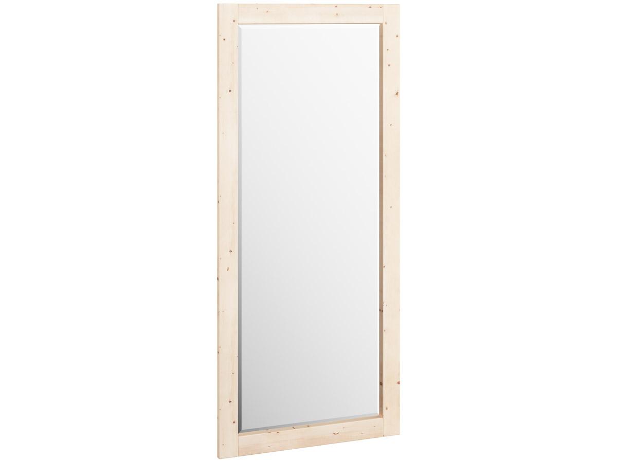 "Zirbenwandspiegel ""Sabrina"" 80 x 180 cm"