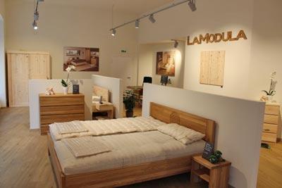Jänner 2018:  Das LaModula Wohn- und Schlafstudio eröffnet in Wien!