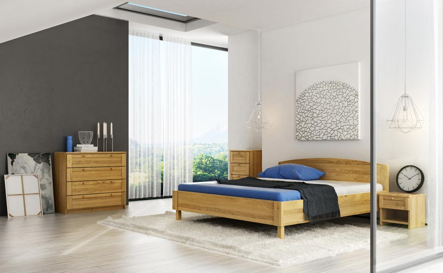 kommode eiche massiv eichenkommode. Black Bedroom Furniture Sets. Home Design Ideas