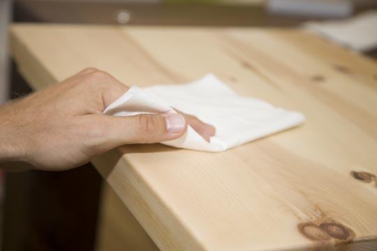 Bekannt Holz ölen, lackieren und wachsen: Anleitung & Tipps | LaModula WY49