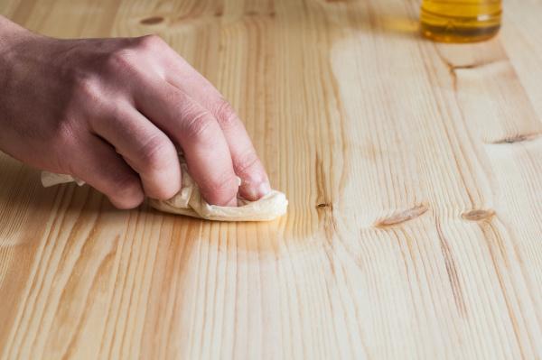 Berühmt Holz ölen, lackieren und wachsen: Anleitung & Tipps | LaModula LV73
