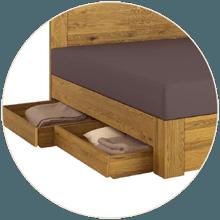 zirbenbett das gesunde zirbenholzbett von lamodula
