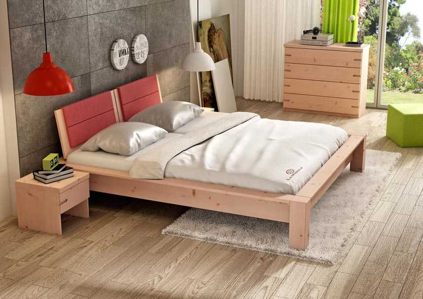 nachtk stchen aus zirbe zirbenholz nachttisch. Black Bedroom Furniture Sets. Home Design Ideas