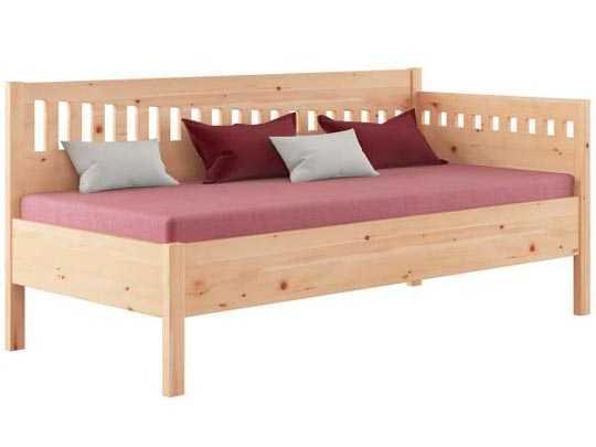 Sofabetten in Zirbe