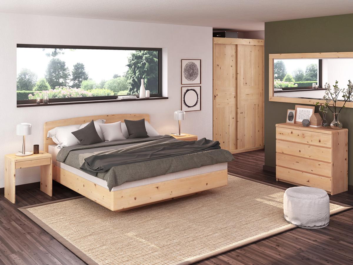 stunning zirbenholz schlafzimmer modern images - unintendedfarms, Schlafzimmer entwurf