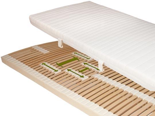 Sistema letto biologico LaModula