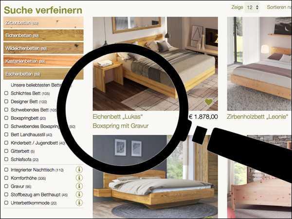 Betten Online Kaufen Massivholzbetten Von Lamodula