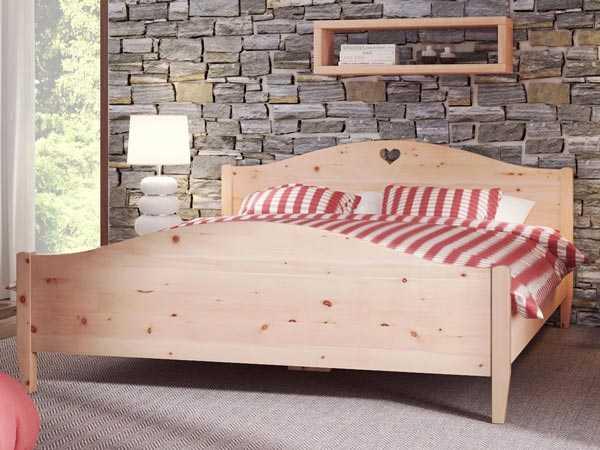 betten online kaufen massivholzbetten von lamodula. Black Bedroom Furniture Sets. Home Design Ideas